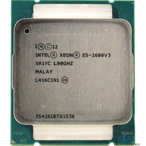 UCS-CPU-E52609D Сервер 1.90 GHz E5-2609 v3/85W 6C/15MB Cache/DDR4 1600MHz