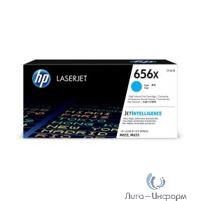 HP CF461XC, Контрактный картридж HP LaserJet увеличенной емкости, Голубой