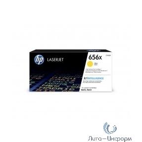 HP CF462XC, Контрактный картридж HP LaserJet увеличенной емкости, Желтый
