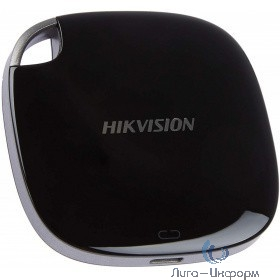 Hikvision Portable SSD 240Gb HS-ESSD-T100I/240G/BLACK USB3.1 Gen.2 Type-C