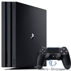 PlayStation 4 1TB PRO + HZD+GOW (CUH-7208B) ConPS494