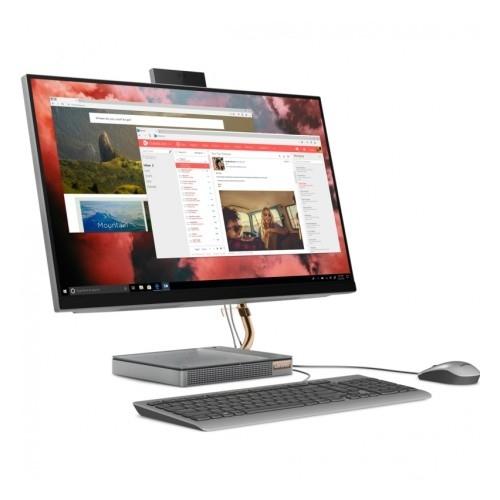 """Lenovo IdeaCentre A540-27ICB [F0EK002RRK] dk. grey 27"""" QHD i7-9700T/<wbr>8Gb/<wbr>1Tb+512Gb SSD/<wbr>RX560X 4Gb/<wbr>W10/<wbr>k+m"""