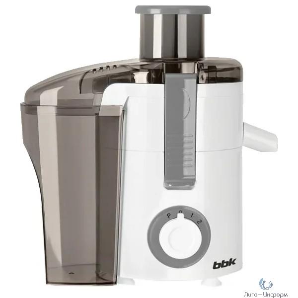 BBK JC060-H11 (GR/W) Соковыжималка, серый/белый