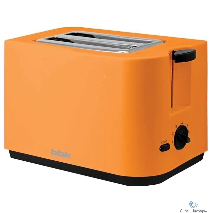 BBK TR72M (O) Тостер оранжевый