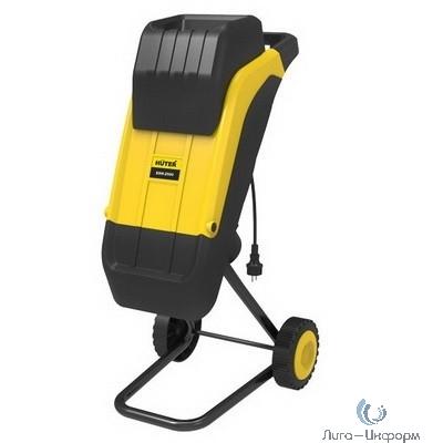 Садовый измельчитель Huter ESH-2500 2500Вт 4600об/мин