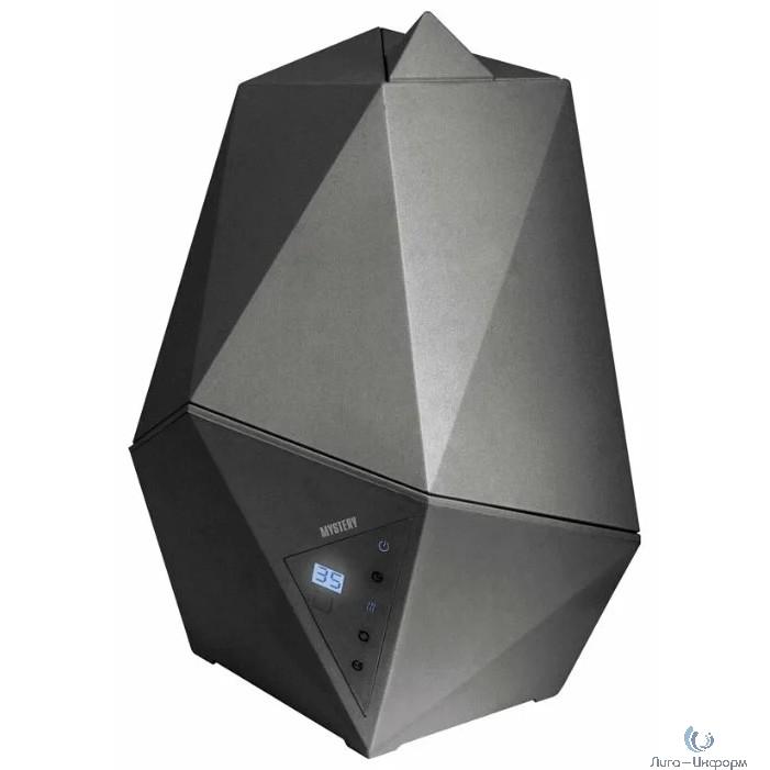 MYSTERY MAH-2604 graphite Увлажнитель воздуха. Емкость водяного бака 4л (съёмный), электронное управление, экономичное энергопотребление 25Вт.