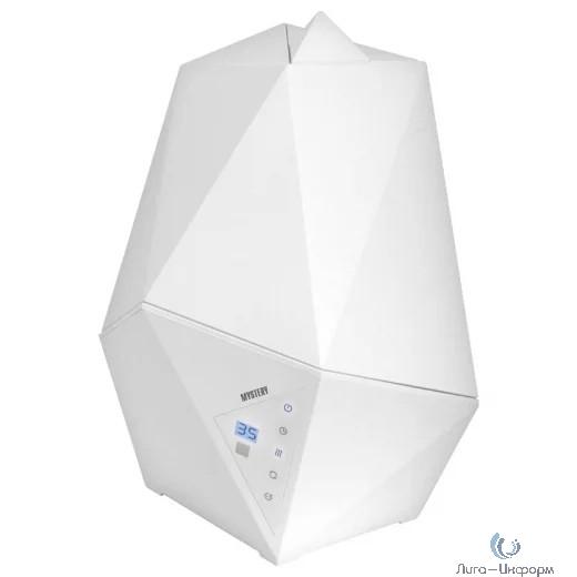 MYSTERY MAH-2604 white Увлажнитель воздуха. Емкость водяного бака 4л (съёмный), электронное управление, экономичное энергопотребление 25Вт.