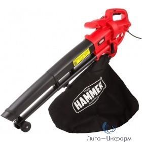 Hammer Воздуходувка электрическая VZD2000P  {2000Вт, 14000об/мин, макс.скорость потока 270 км/ч} [576837]