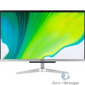 "Acer Aspire C24-963 [DQ.BEQER.002] silver 23.8"" {FHD i3-1005 G1/8Gb/256Gb SSD/W10/k+m}"