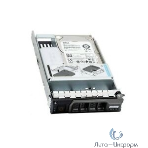"""DELL 2.4TB LFF (2.5"""" in 3.5"""" carrier) SAS 10k 12Gbps HDD Hot Plug for G13 servers 512e (51VK0 ) (analog 400-AUZZ , 7M5J1)"""