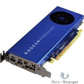 AMD RADEON PRO WX 3100 - 4GB GDDR5 2-MDP / 1-DP PCIE 3.0  RTL
