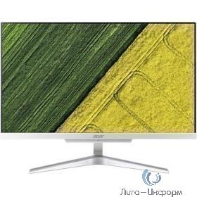 """Acer Aspire C22-320 [DQ.BBHER.005] silver 21.5"""" {FHD A9 9425/4Gb/256Gb SSD/W10/k+m}"""