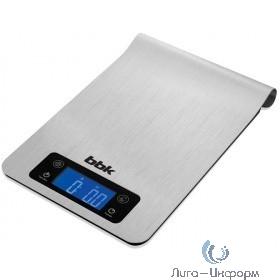 BBK KS150M (M) Весы кухонные  металлик