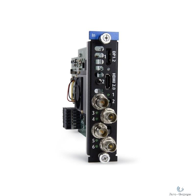 BARCO Плата входа 4K Tri-Combo Input [R9004785]