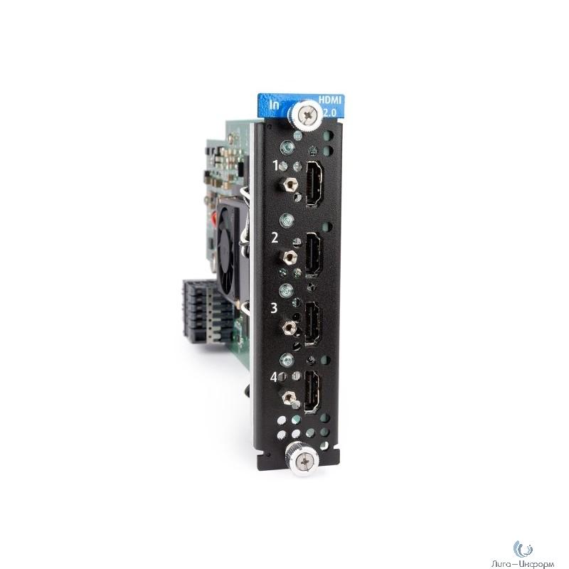 BARCO Плата входа EM 4K QUAD HDMI Input [R9004791]
