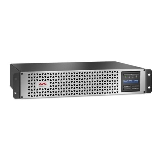 APC Smart-UPS SMT SMTL1000RMI2U (1000VA RM 230V, 0.8 kWatt, Line Interactive, Rack, 2U, with PowerChute Business Edition sofware, Smart-Slot, USB, (6) IEC 320 C13, warry 5)