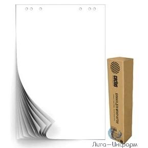 Cactus CS-PFC20W-5 Блок бумаги для флипчартов, белый 20лист. (упак.:5шт)