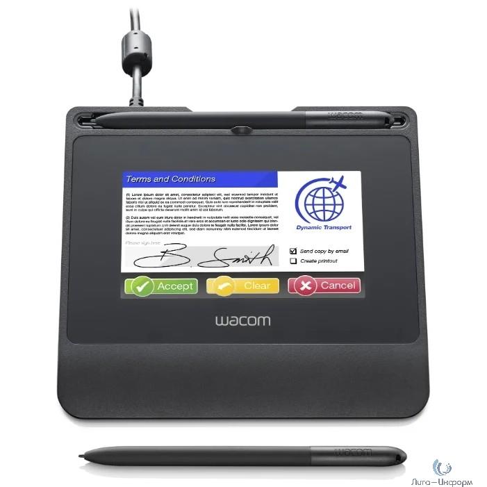 Wacom Планшет для электронной подписи ЭЦП [STU-540]