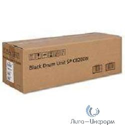 403115 Black Drum Unit SP C820DN Блок фотобарабана/девелопера, черный, тип SPC820DN