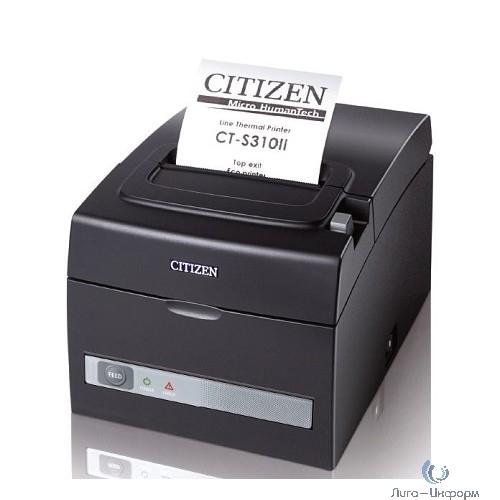 Citizen CT-S310II POS принтер черный, RS232, USB