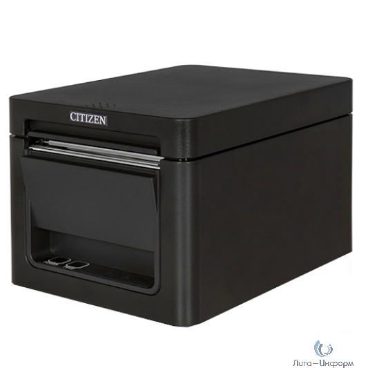 Citizen CT-E351 POS принтер Serial, USB, Black [CTE351XXEBX]