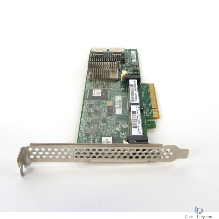 633538-001 Плата контроллера жестких дисков P420 HPE (без модулей памяти и батареи)