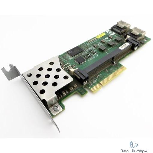 462919-001 Плата контроллера P410 HPE PCIe x8 SAS (без модулей памяти и батареи)