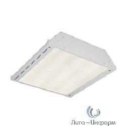 LEDeffect LE-СВО-03-065-5338-20Д (грильято) Рециркулятор Офис Антивирус Модификация с текстурированным рассеивателем для потолка Грильято  Нейтральный белый свет (Д) 3600 лм