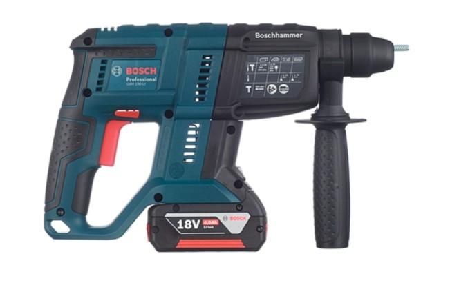 Bosch GBH 180-Li Акк. перф [0611911122] 1*4,0 А*ч, 18V-40