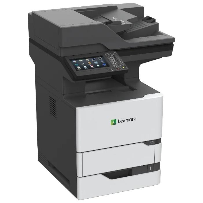 МФУ Lexmark MX721ade Лазерное монохромное (А4, 62 стр/<wbr>м, копир/<wbr>принтер/<wbr>цв. сканер/<wbr>дуплекс/<wbr>факс/<wbr>сеть/<wbr>автопод,1200х1200dpi,2