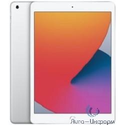 Apple iPad 10.2-inch Wi-Fi 32GB - Silver [MYLA2RU/A] (2020)