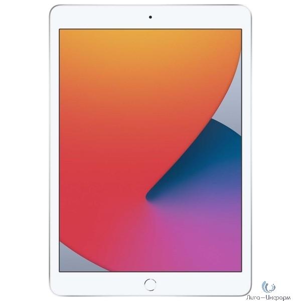 Apple iPad 10.2-inch Wi-Fi 128GB - Silver [MYLE2RU/A] (2020)