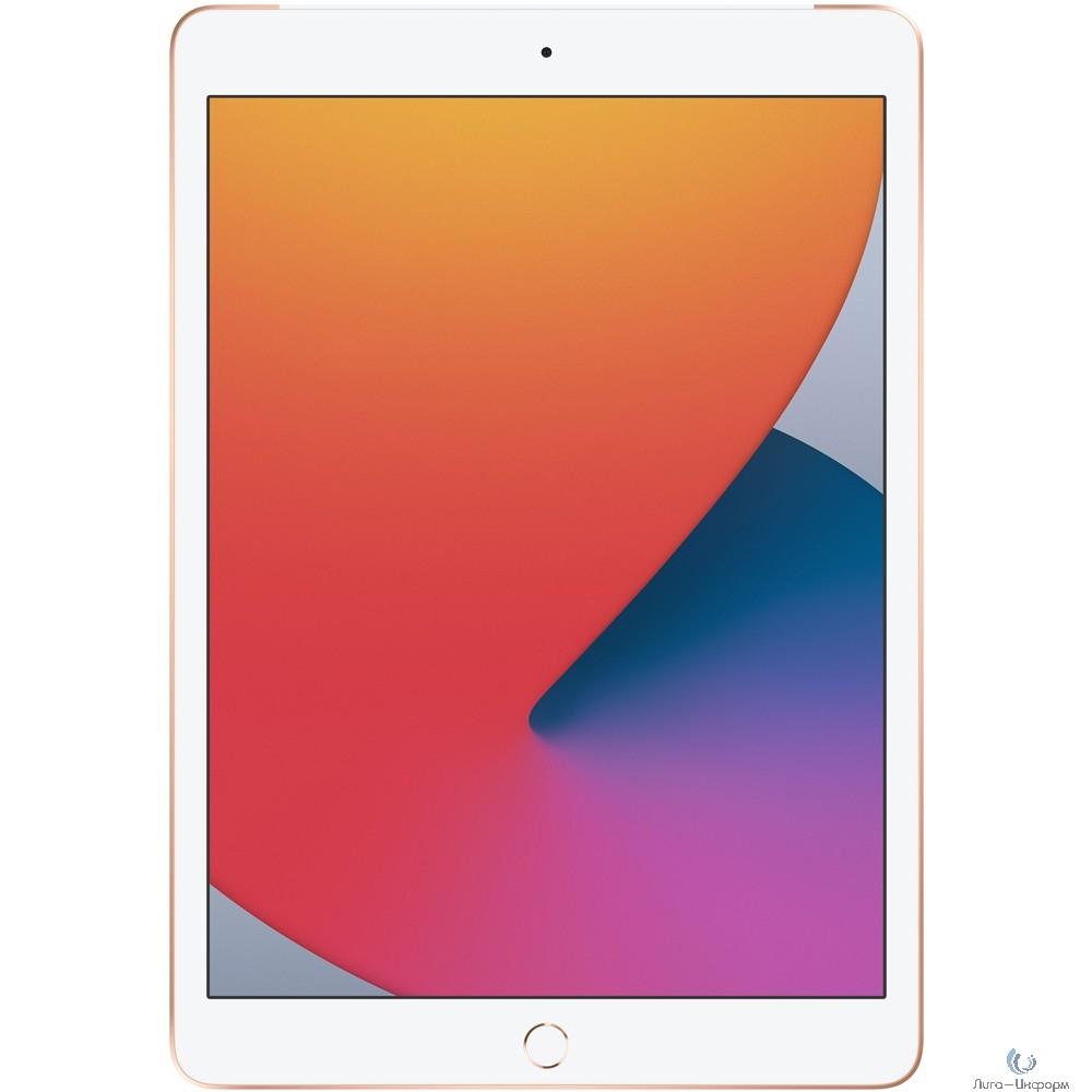 Apple iPad 10.2-inch Wi-Fi 128GB + Cellular - Gold [MYMN2RU/A] (2020)