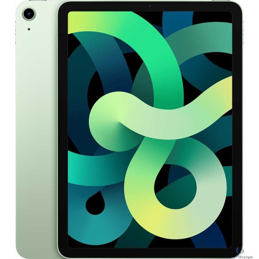 Apple iPad Air 10.9-inch Wi-Fi 64GB - Green [MYFR2RU/A] (2020)