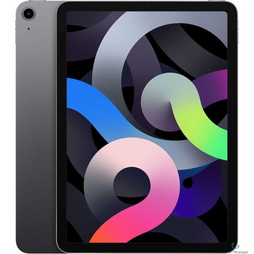 Apple iPad Air 10.9-inch Wi-Fi 256GB - Space Grey [MYFT2RU/A] (2020)
