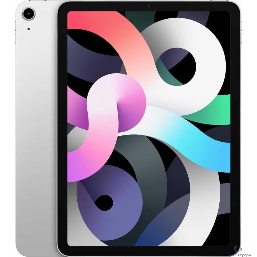 Apple iPad Air 10.9-inch Wi-Fi 256GB - Silver [MYFW2RU/A] (2020)