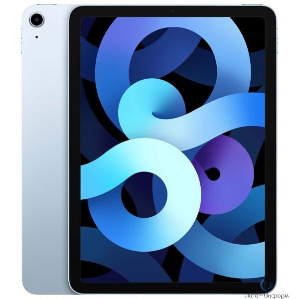 Apple iPad Air 10.9-inch Wi-Fi 256GB - Sky Blue [MYFY2RU/A] (2020)