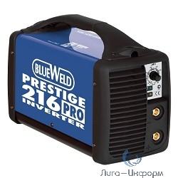 BLUE WELD PRESTIGE 216 PRO Инвертор [816495] {(180А) + комп 230V}