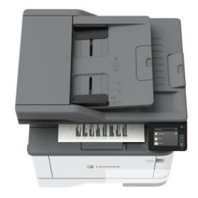 МФУ Lexmark MX331adn Лазерное монохромное (A4, 600 x 600dpi, 38 стр/<wbr>мин, дуплекс, цвет. сканер, копир, факс, сеть, 512 MБ