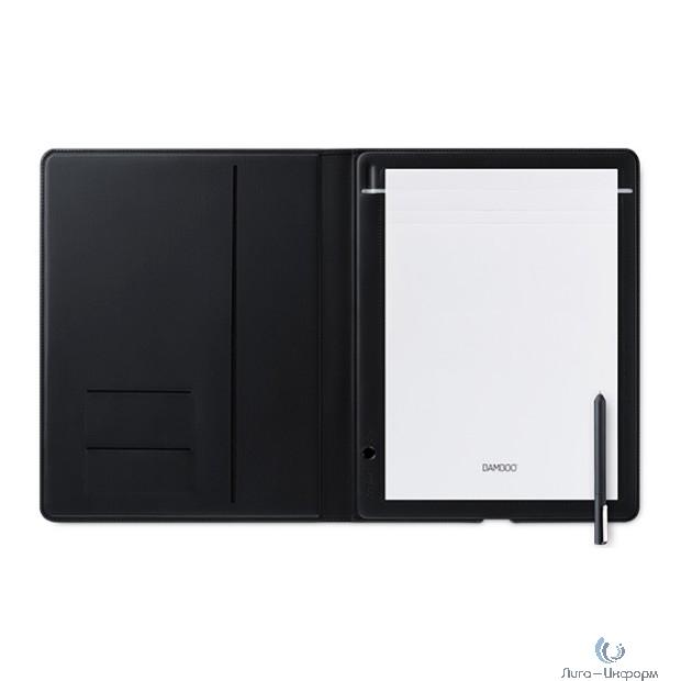 Планшет- блокнот Wacom Bamboo Folio, small [CDS-610G]