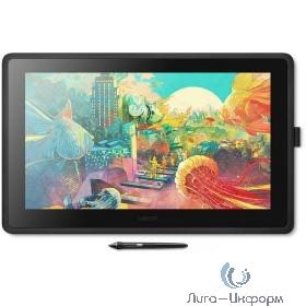 Графический планшет Wacom Cintiq 22 LED HDMI черный [DTK2260K0A]