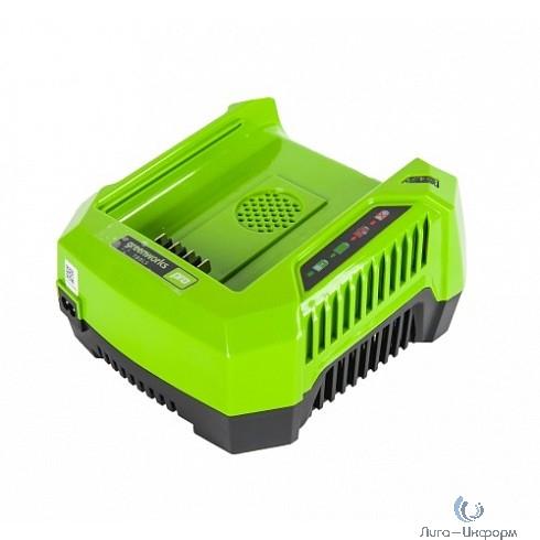 Greenworks Зарядное устройство G80C, {80V} [2902507]