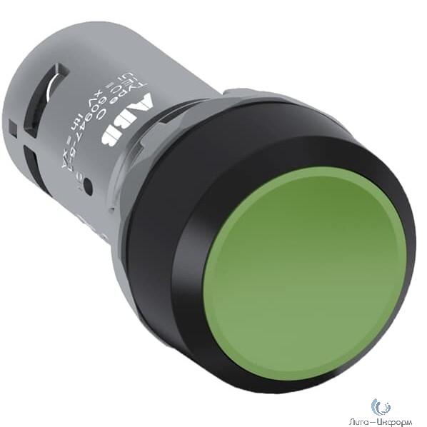 ABB 1SFA619100R1012 Кнопка CP1-10G-10 зеленая без фиксации 1HO