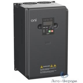 IEK A150-33-11T Преобразователь частоты A150 380В 3Ф 11кВт 25А со встроенным тормозным модулем ONI