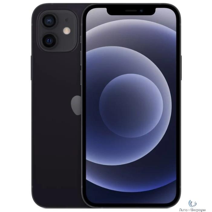 Apple iPhone 12 128GB Black [MGJA3RU/A]