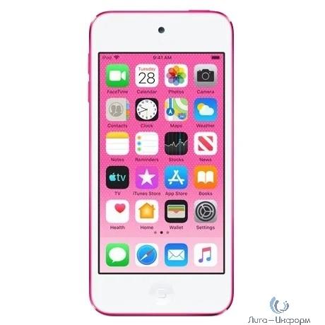 Apple iPod touch 32GB - Pink [MVHR2RU/A]
