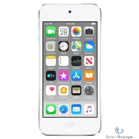 Apple iPod touch 32GB - Silver [MVHV2RU/A]
