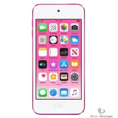 Apple iPod touch 128GB - Pink [MVHY2RU/A]