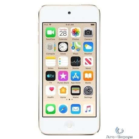 Apple iPod touch 128GB - Gold [MVJ22RU/A]