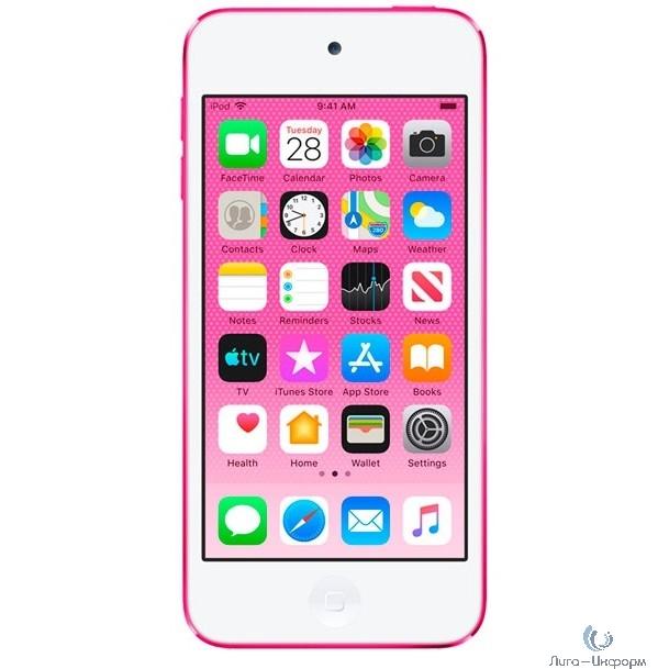 Apple iPod touch 256GB - Pink [MVJ82RU/A]